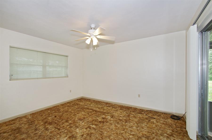 Real Estate Photography - 802 Hampton Way, Merritt Is, FL, 32953 - 2nd Bedroom