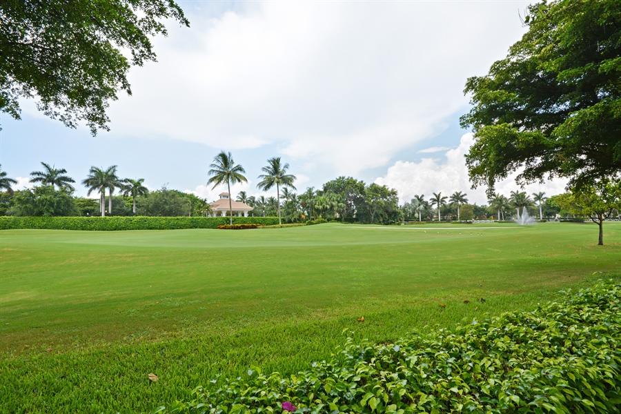 Real Estate Photography - 5154 Lake Catalina Drive, D, Boca Raton, FL, 33496 - Golf Course