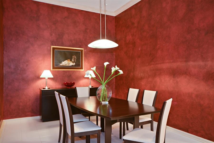 Real Estate Photography - 5154 Lake Catalina Drive, D, Boca Raton, FL, 33496 - Dining Room