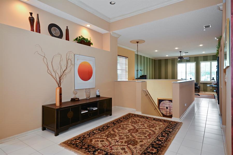 Real Estate Photography - 5154 Lake Catalina Drive, D, Boca Raton, FL, 33496 - Entry Foyer