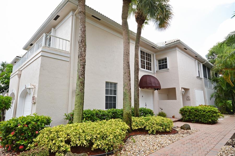 Real Estate Photography - 5154 Lake Catalina Drive, D, Boca Raton, FL, 33496 - Front View