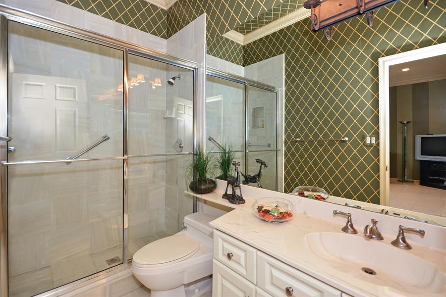 Real Estate Photography - 5154 Lake Catalina Drive, D, Boca Raton, FL, 33496 - Bathroom