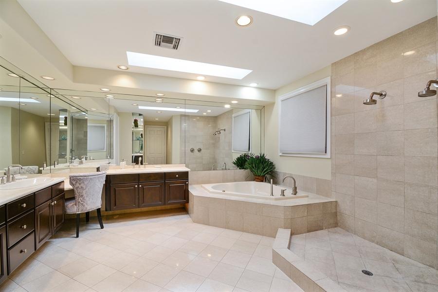 Real Estate Photography - 11 Pelican Dr, Fort Lauderdale, FL, 33301 - Master Bathroom