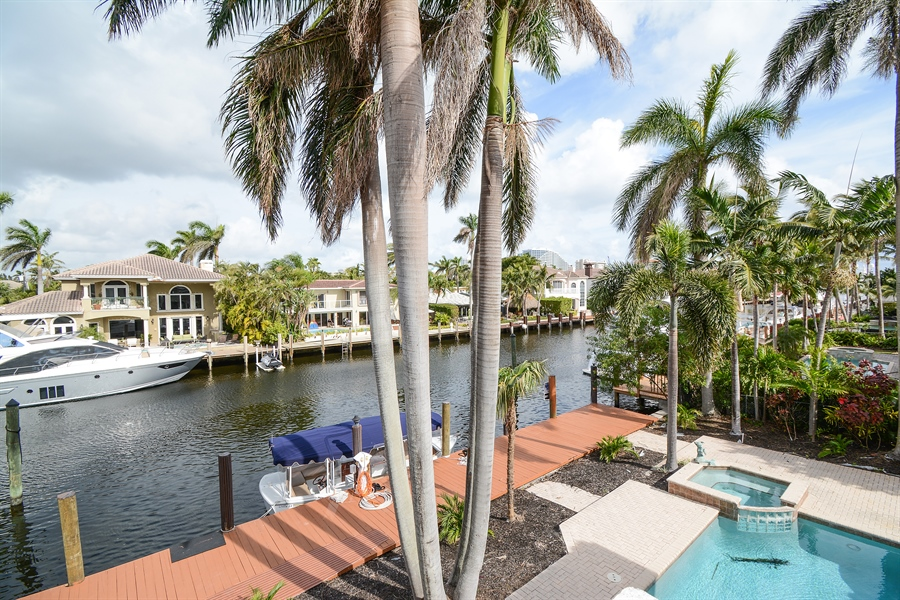 Real Estate Photography - 11 Pelican Dr, Fort Lauderdale, FL, 33301 - View