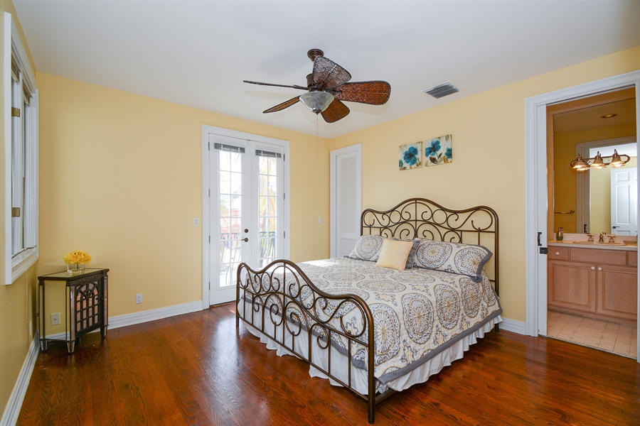 Real Estate Photography - 11 Pelican Dr, Fort Lauderdale, FL, 33301 - 2nd Bedroom