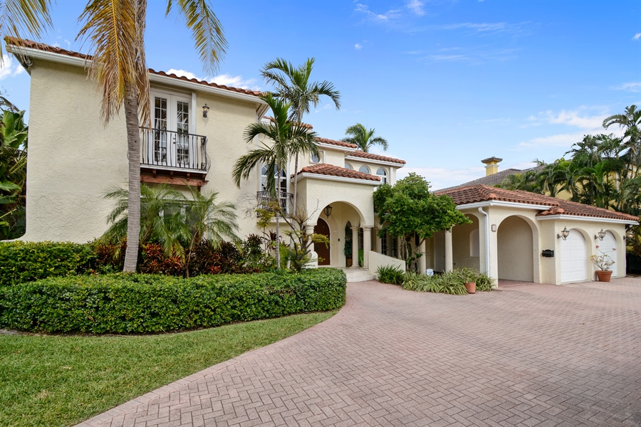 Real Estate Photography - 11 Pelican Dr, Fort Lauderdale, FL, 33301 - Front View