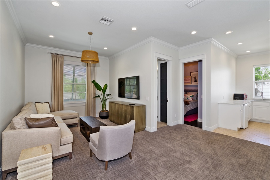 Real Estate Photography - 240 N Lake Sybelia Drive, Maitland, FL, 32751 - Bonus Room/Guest Suite