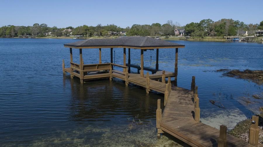 Real Estate Photography - 240 N Lake Sybelia Drive, Maitland, FL, 32751 -