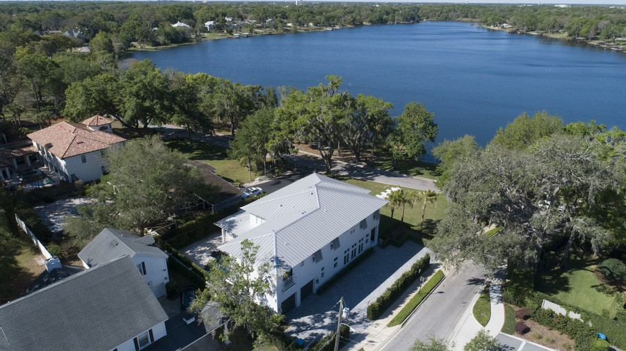 Real Estate Photography - 240 N Lake Sybelia Drive, Maitland, FL, 32751 -
