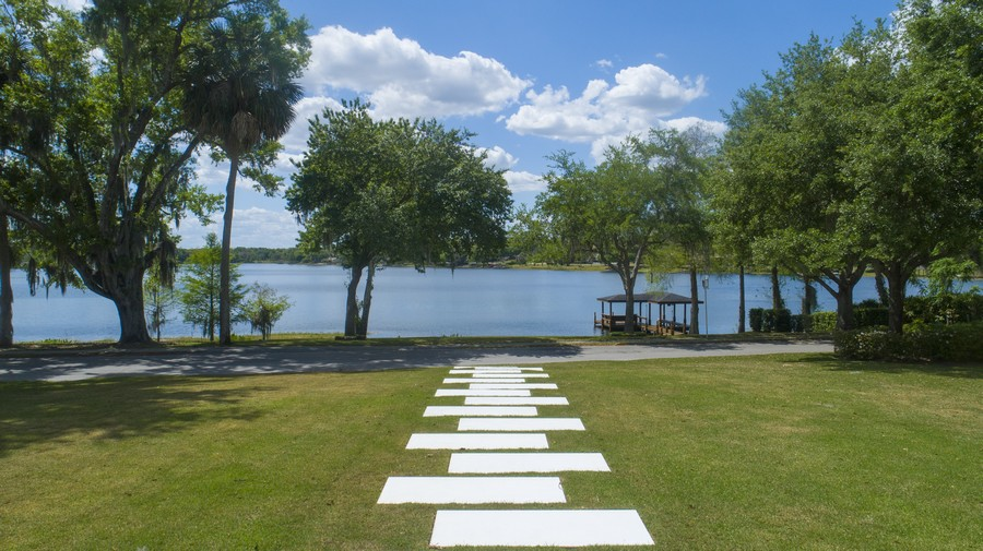 Real Estate Photography - 240 N Lake Sybelia Drive, Maitland, FL, 32751 - Lake View