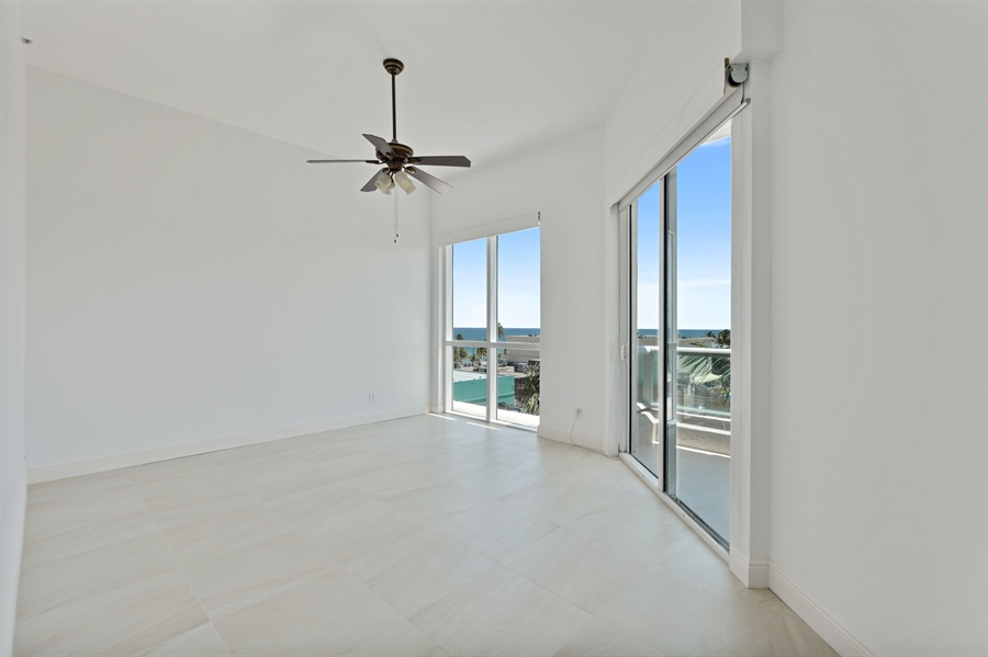 Real Estate Photography - 101 S. FORT LAUDERDALE BEACH BLVD, 607, FORT LAUDERDALE, FL, 33316 - Master Bedroom