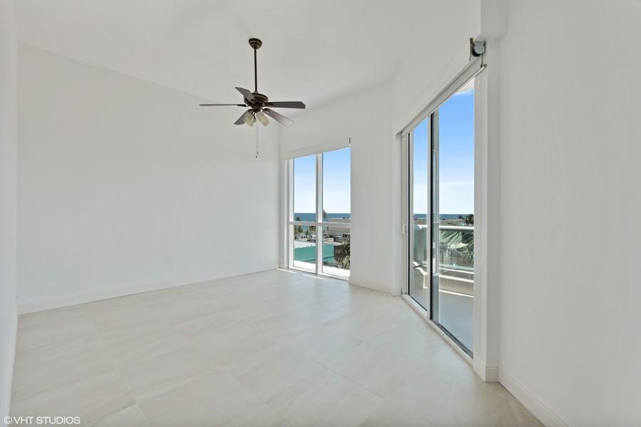 Real Estate Photography - 101 S. FORT LAUDERDALE BEACH BLVD, 607, FORT LAUDERDALE, FL, 33316 - Master Bedroom