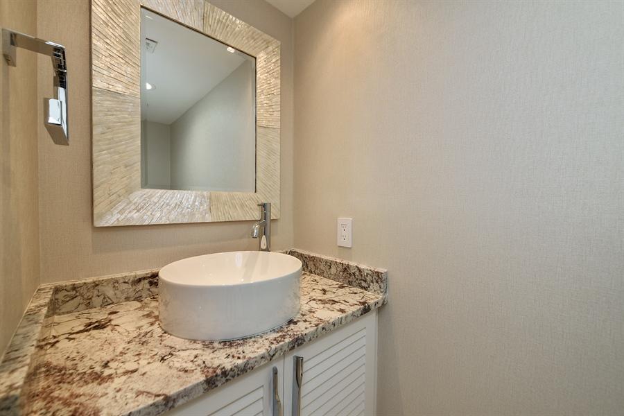 Real Estate Photography - 1500 S Ocean Blvd, Unit S104, Boca Raton, FL, 33432 - Kitchen / Breakfast Room