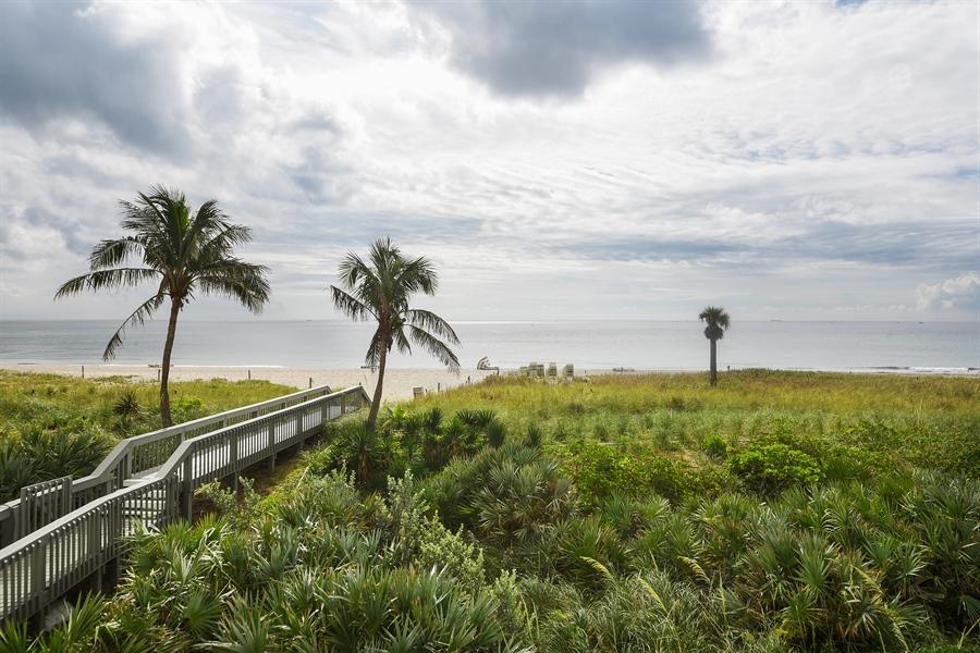 Real Estate Photography - 1500 S Ocean Blvd, Unit S104, Boca Raton, FL, 33432 - Ocean View