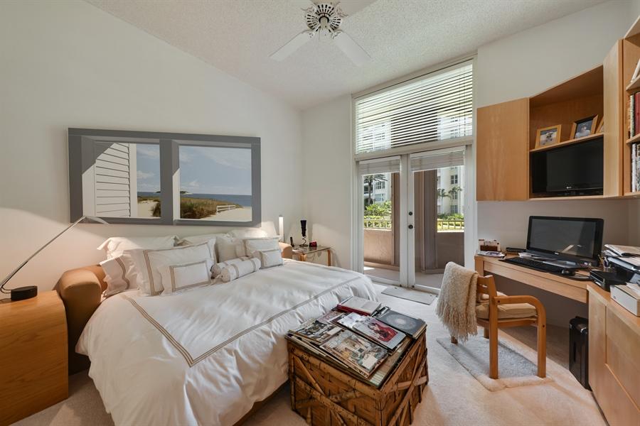 Real Estate Photography - 300 SE 5th Avenue, 1110, Boca Raton, FL, 33432 - Bedroom