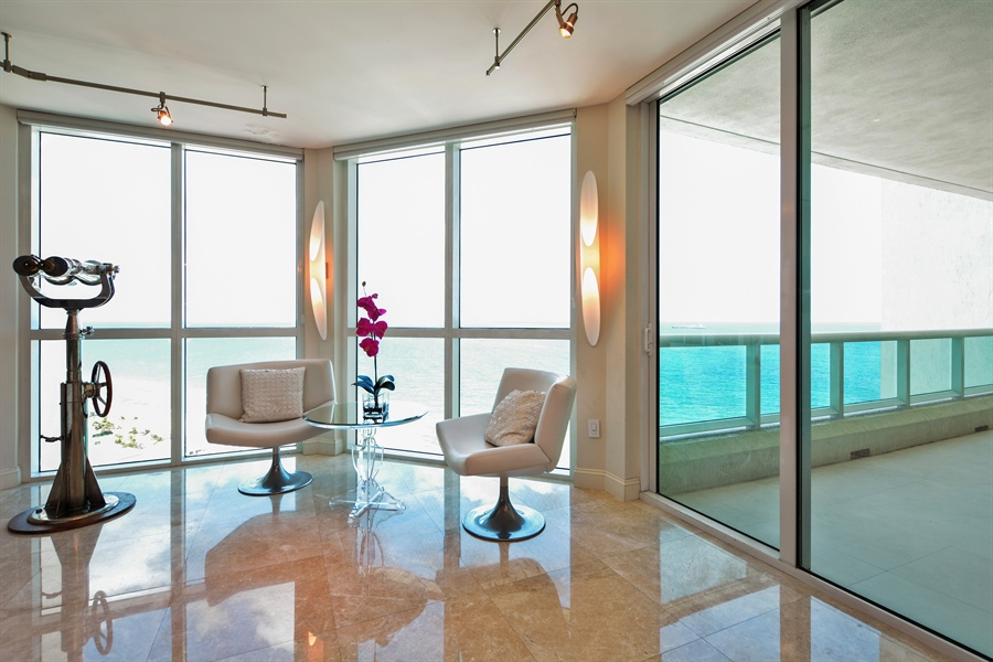 Real Estate Photography - 101 S Fort Lauderdale Beach Blvd, Unit 2002, Fort Lauderdale, FL, 33316 - View