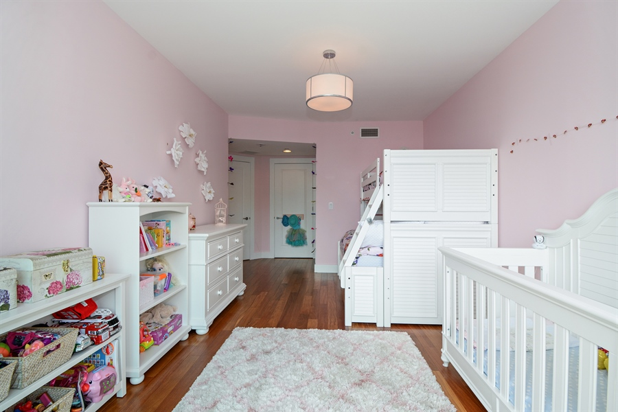 Real Estate Photography - 2845 NE 9th St, unit 1104, Fort Lauderdale, FL, 33304 - 3rd Bedroom