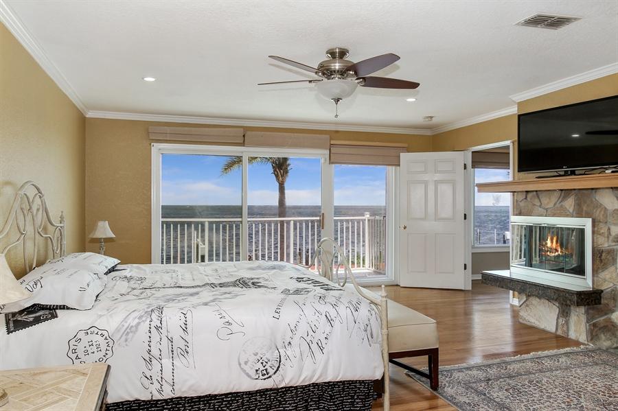 Real Estate Photography - 5717 Westshore Dr, New Port Richey, FL, 34652 - Master Bedroom