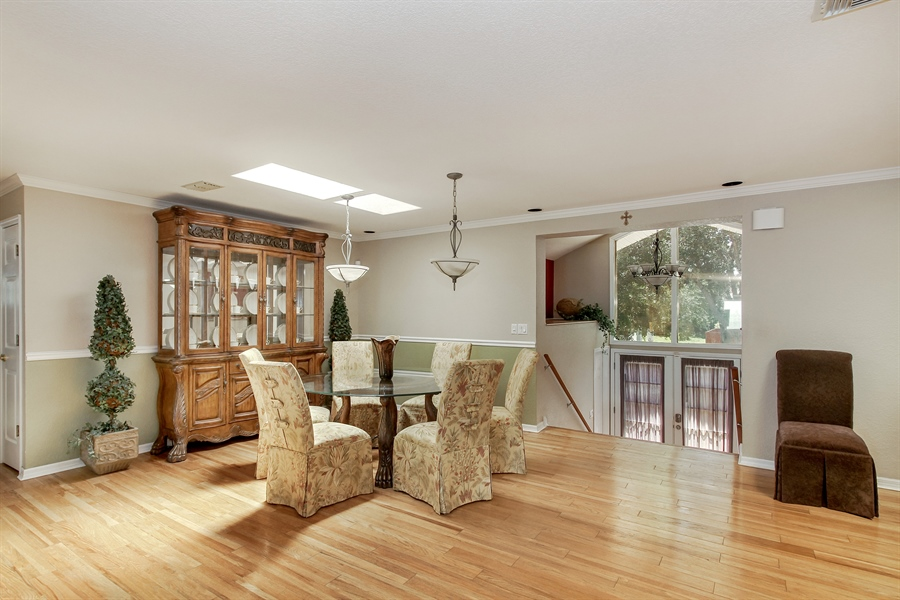 Real Estate Photography - 5717 Westshore Dr, New Port Richey, FL, 34652 - Dining Room
