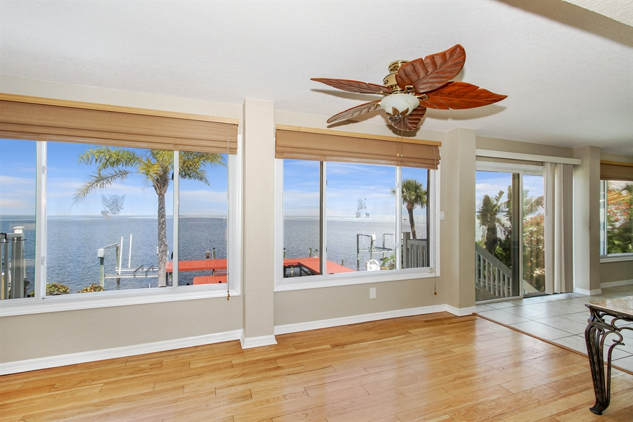 Real Estate Photography - 5717 Westshore Dr, New Port Richey, FL, 34652 - Hallway
