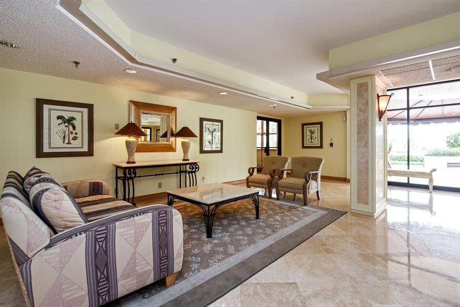 Real Estate Photography - 1155 Hillsboro Mile, 107, Hillsboro Beach, FL, 33062 - Lobby