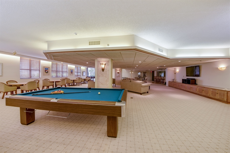 Real Estate Photography - 1155 Hillsboro Mile, 107, Hillsboro Beach, FL, 33062 - Clubhouse
