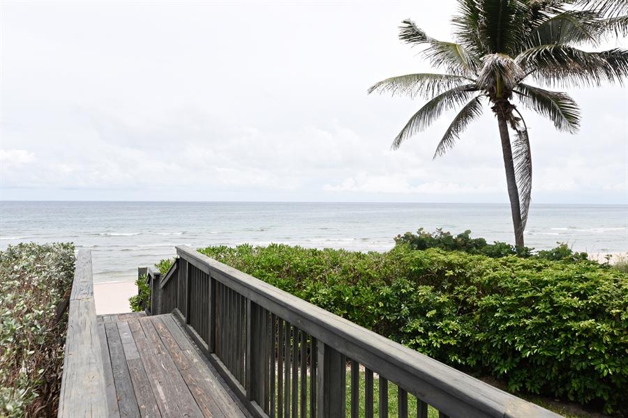 Real Estate Photography - 1155 Hillsboro Mile, 107, Hillsboro Beach, FL, 33062 - Ocean View