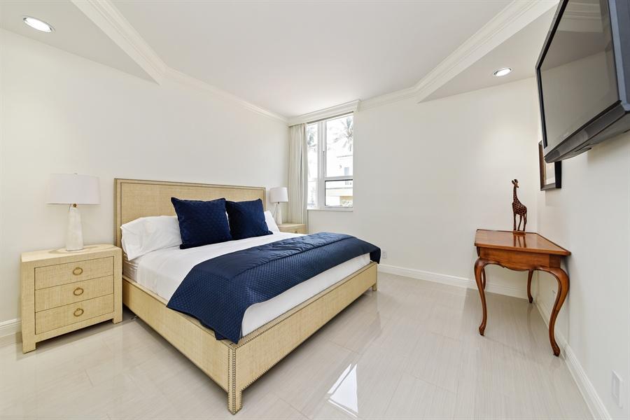 Real Estate Photography - 1155 Hillsboro Mile, 108, Hillsboro Beach, FL, 33062 - Bedroom