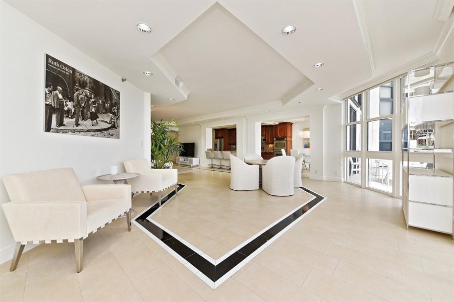 Real Estate Photography - 1155 Hillsboro Mile, 108, Hillsboro Beach, FL, 33062 - Great Room