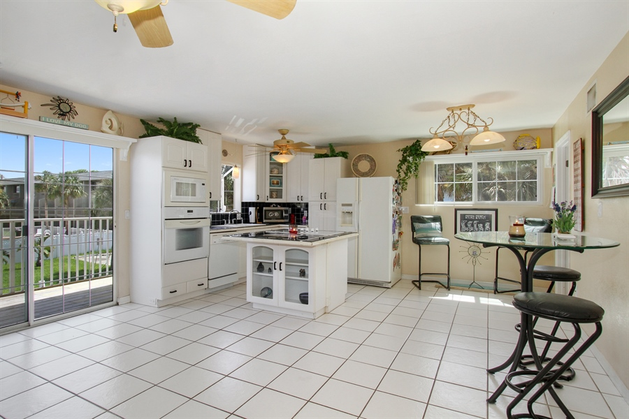 Real Estate Photography - 1811 Gulf Blvd, Indian Rocks Beach, FL, 33785 - Kitchen