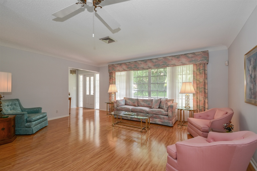Real Estate Photography - 1000 NW 6th Ter, Boca Raton, FL, 33486 - Living Room