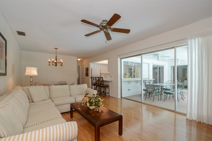 Real Estate Photography - 1000 NW 6th Ter, Boca Raton, FL, 33486 - Family Room