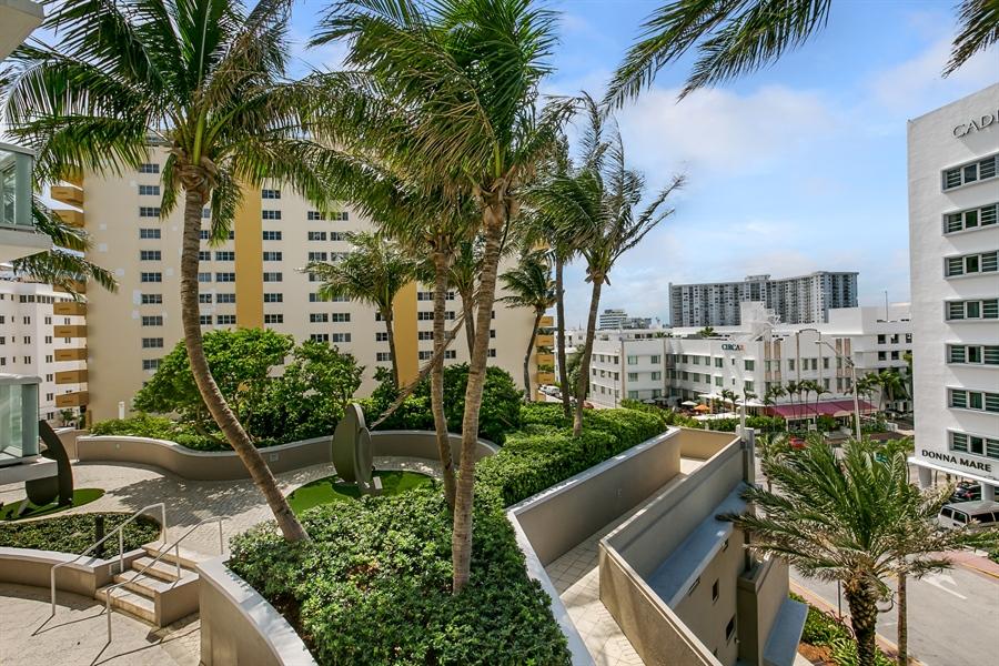 Real Estate Photography - 3801 Collins Ave, Unit 501, Miami Beach, FL, 33140 - View