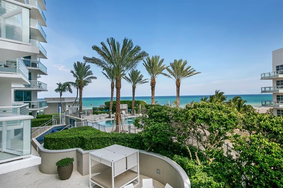 Real Estate Photography - 3801 Collins Ave, Unit 501, Miami Beach, FL, 33140 -
