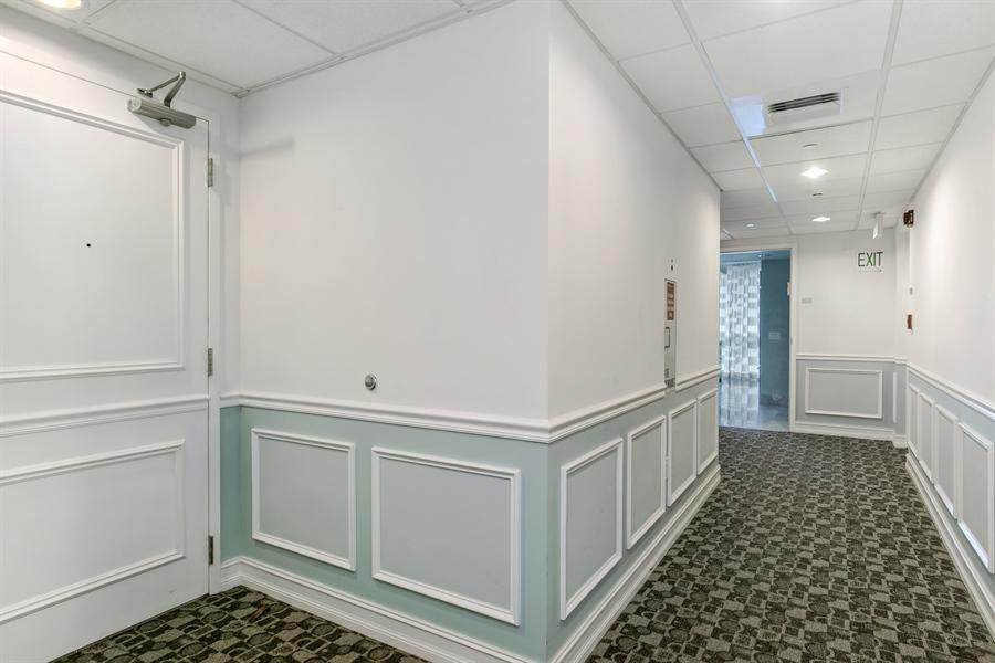 Real Estate Photography - 3801 Collins Ave, Unit 501, Miami Beach, FL, 33140 - Hallway