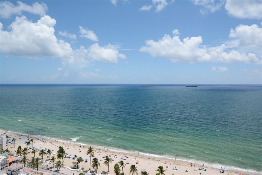 Real Estate Photography - 101 S. FORT LAUDERDALE BEACH BLVD, 2202, FORT LAUDERDALE, FL, 33316 - Ocean View