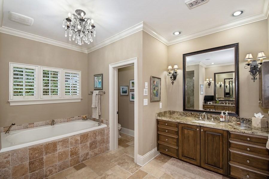 Real Estate Photography - 900 S. Lake Adair Blvd., ORLANDO, FL, 32804 - Master Bathroom