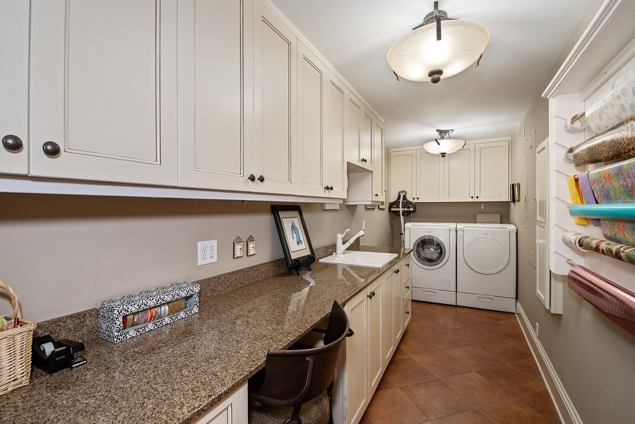 Real Estate Photography - 900 S. Lake Adair Blvd., ORLANDO, FL, 32804 - Laundry Room