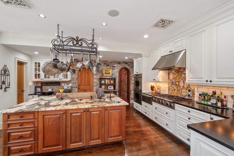 Real Estate Photography - 900 S. Lake Adair Blvd., ORLANDO, FL, 32804 - Kitchen