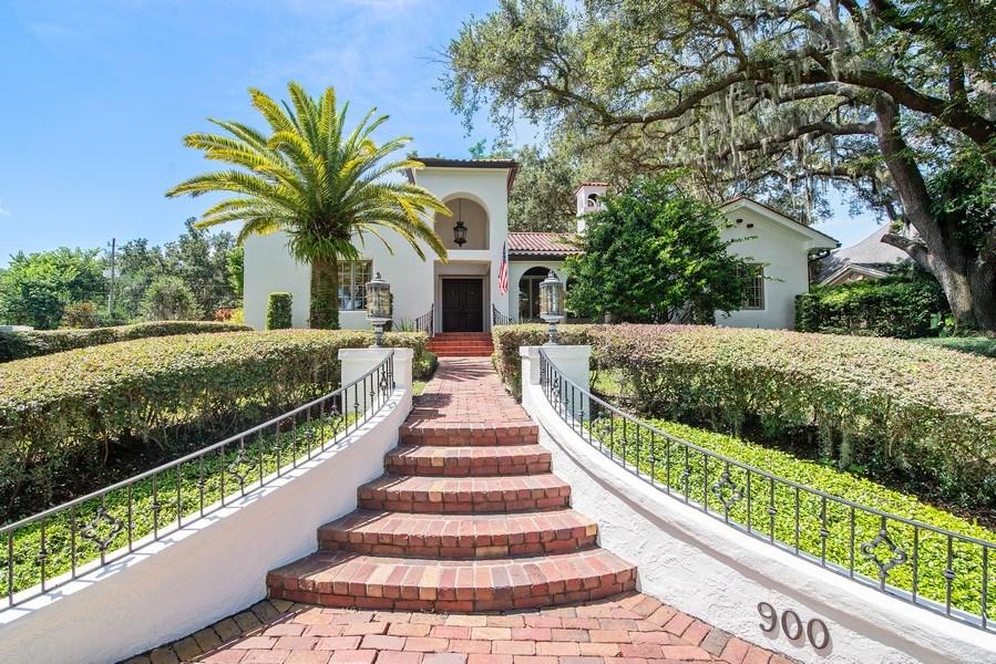 Real Estate Photography - 900 S. Lake Adair Blvd., ORLANDO, FL, 32804 - Front Exterior