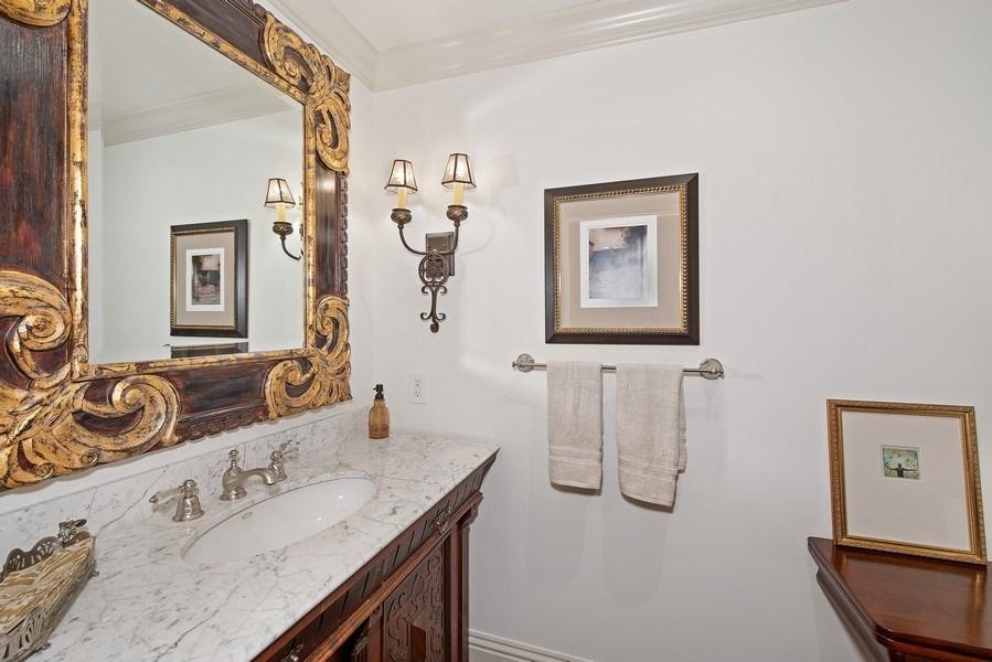 Real Estate Photography - 900 S. Lake Adair Blvd., ORLANDO, FL, 32804 - 1/2 Bath off Family Room