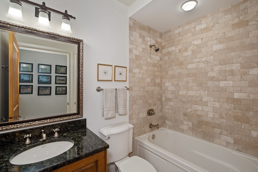Real Estate Photography - 900 S. Lake Adair Blvd., ORLANDO, FL, 32804 - 2nd Bathroom