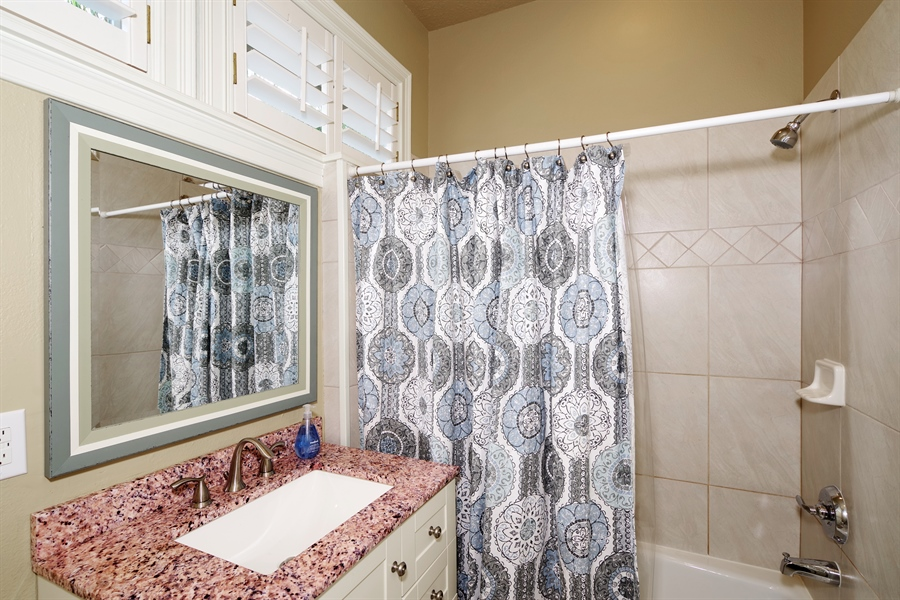 Real Estate Photography - 1741 Fountainhead Drive, Lake Mary, FL, 32746 - 3rd Bathroom