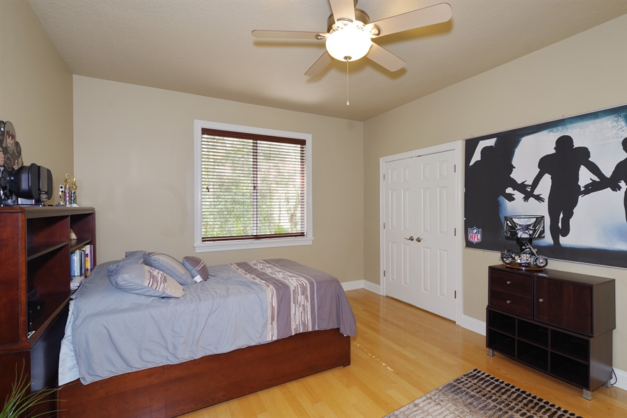 Real Estate Photography - 1741 Fountainhead Drive, Lake Mary, FL, 32746 - 4th Bedroom