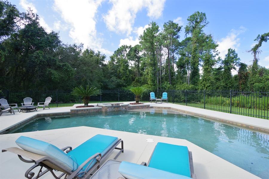 Real Estate Photography - 1741 Fountainhead Drive, Lake Mary, FL, 32746 - Pool