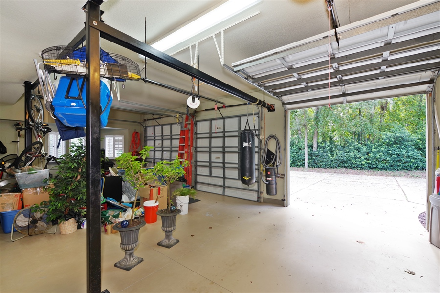 Real Estate Photography - 1741 Fountainhead Drive, Lake Mary, FL, 32746 - Garage