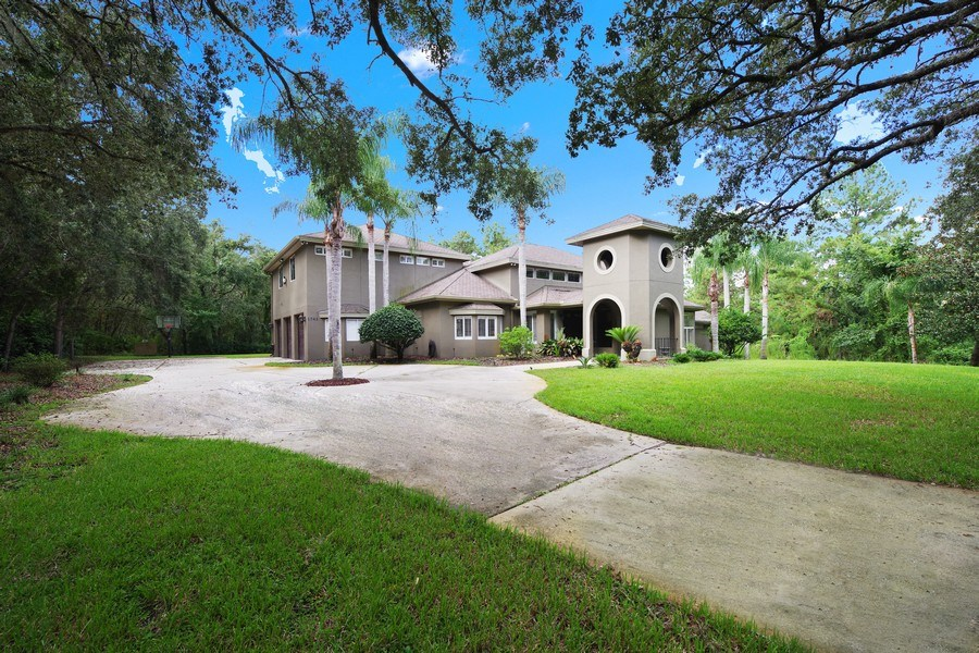Real Estate Photography - 1741 Fountainhead Drive, Lake Mary, FL, 32746 - Front View