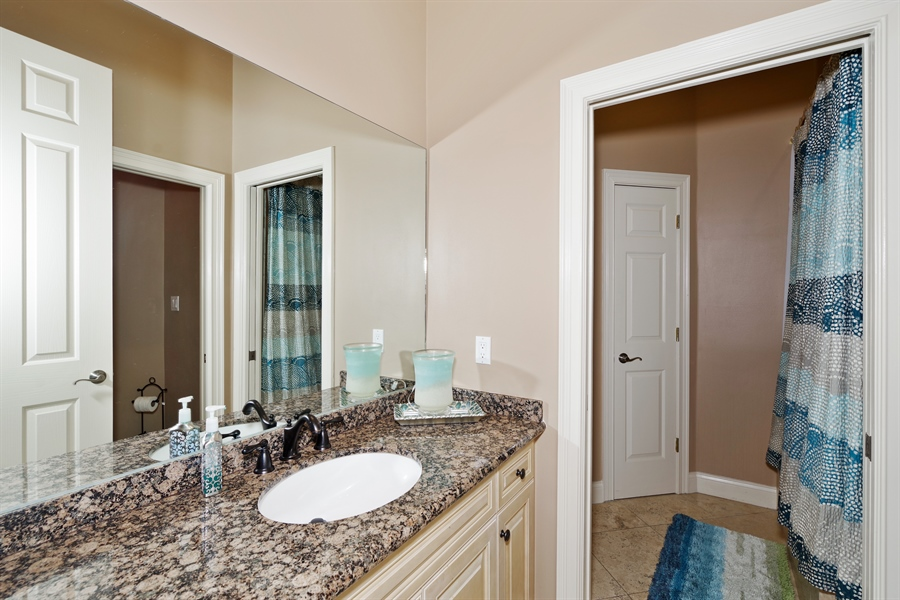 Real Estate Photography - 1741 Fountainhead Drive, Lake Mary, FL, 32746 - Bathroom