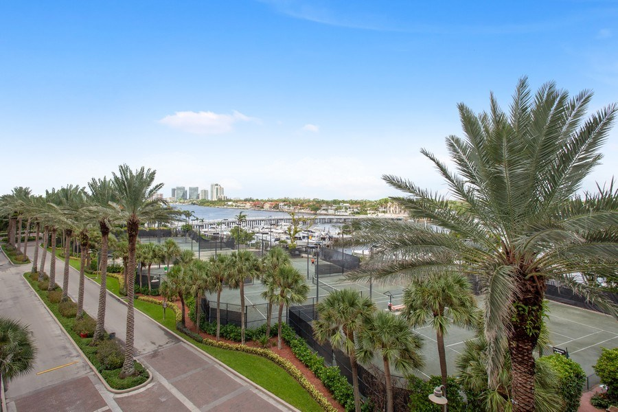 Real Estate Photography - 2 Grove Isle Dr, Unit B410, Coconut Grove, FL, 33133 - View