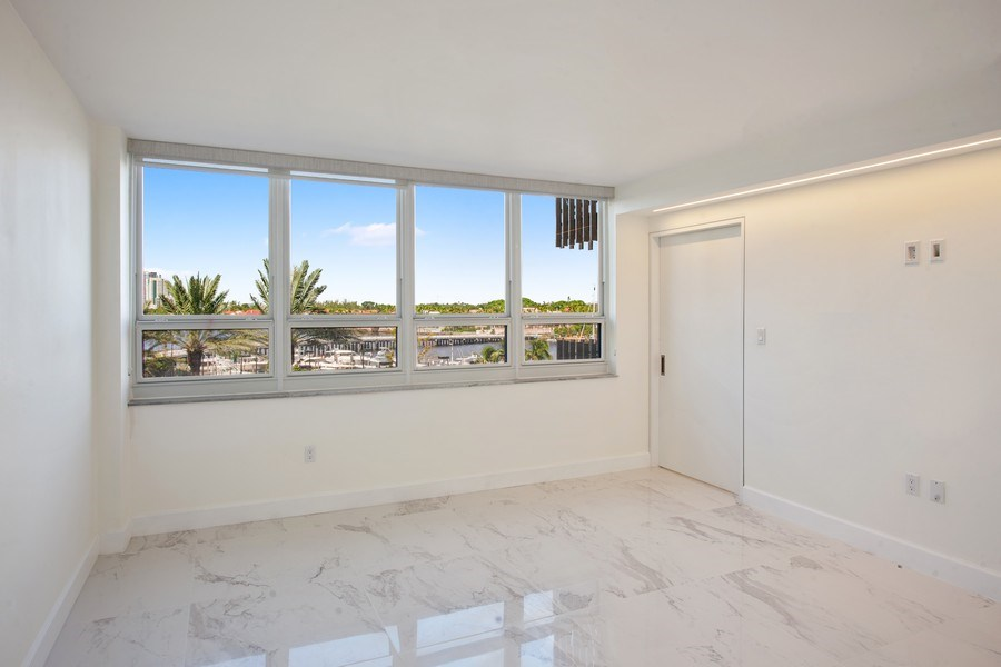 Real Estate Photography - 2 Grove Isle Dr, Unit B410, Coconut Grove, FL, 33133 - 2nd Bedroom